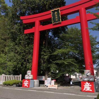 噂のバイク神社。。。栃木県